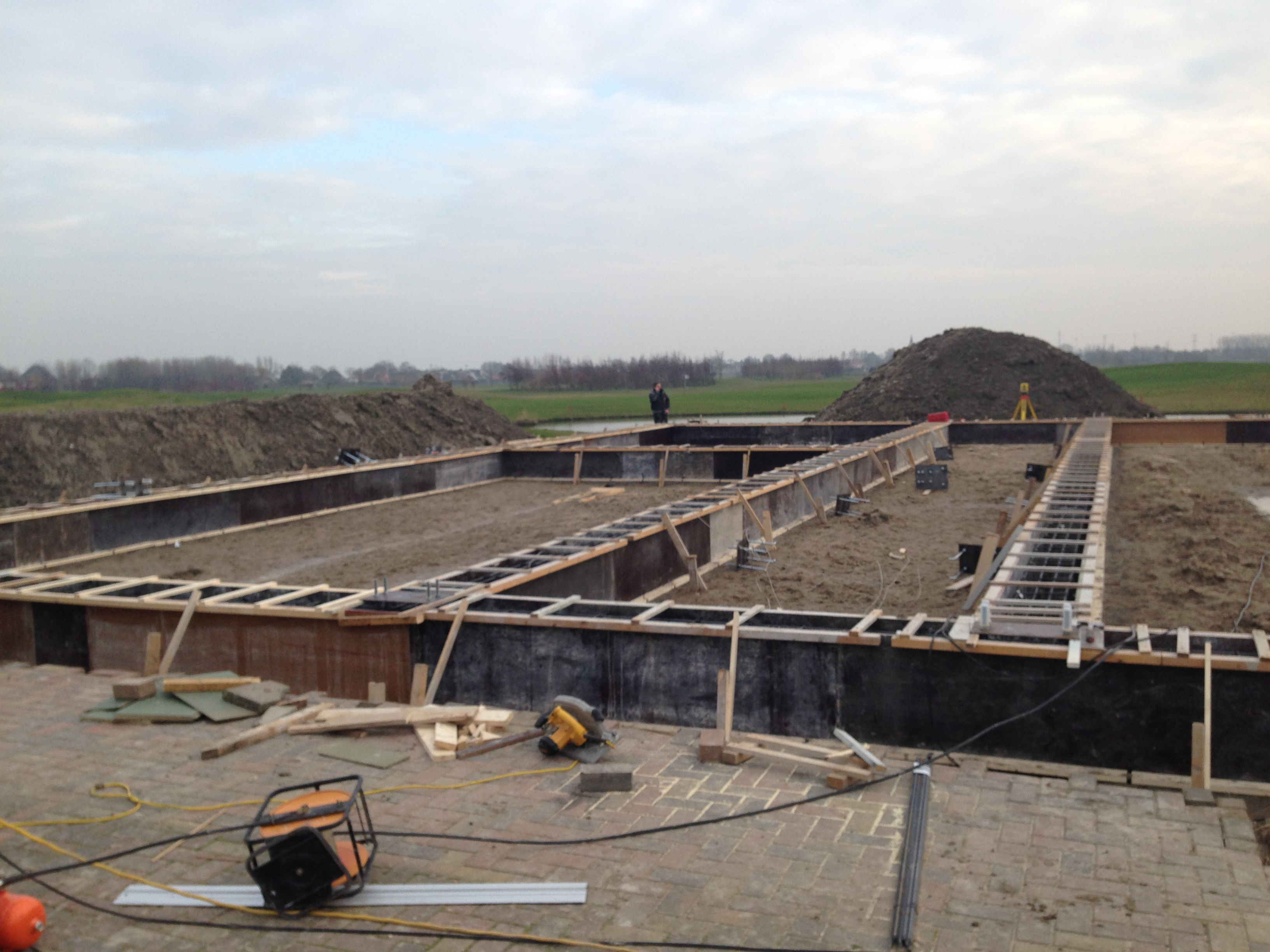 Nieuwbouw clubhuis Golfbaan Spierdijk | BPMB Golfbaan Spierdijk